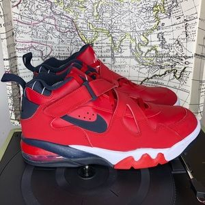 NIKE AIR FORCE MAX CB LEATHER SHOES MENS 10.5